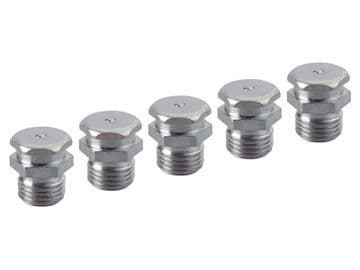 Grease Nipple Button 1/4in BSP (Pack 5)